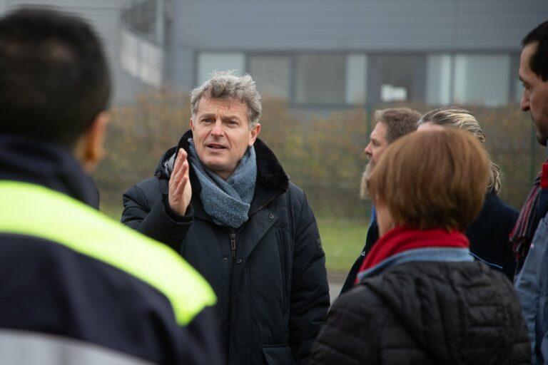 Read more about the article Fabien Roussel du PCF imagine pouvoir rafler la mise à Gauche