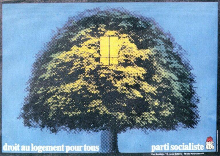 Read more about the article Les affiches du PS des années 1970
