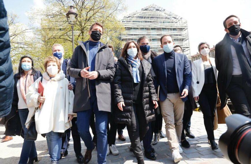 Liquidation de la Gauche: la réunion de Yannick Jadot d'EELV, le Emmanuel Macron «vert»