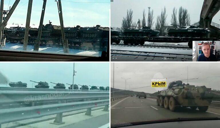 Read more about the article Annexion du Donbass par la Russie: extrême tension militaire avec l'OTAN