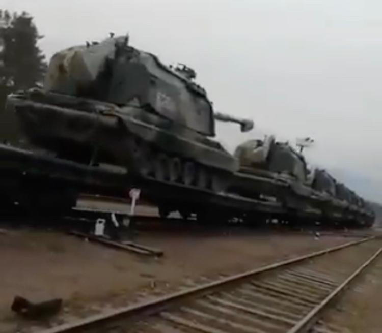 Read more about the article Russie-Ukraine: des escarmouches alors que continue l'accumulation de troupes