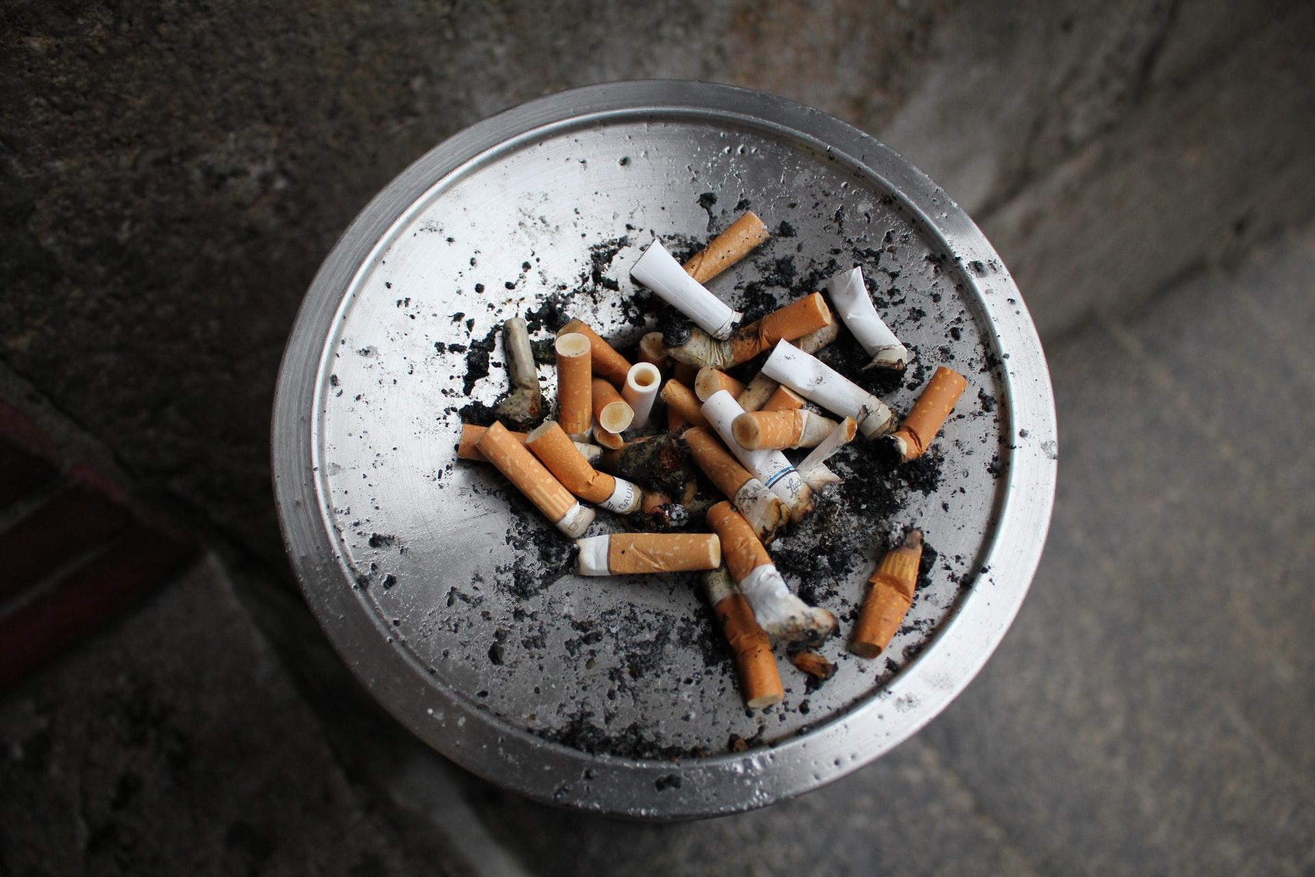 Read more about the article Le tabagisme a augmenté en 2020