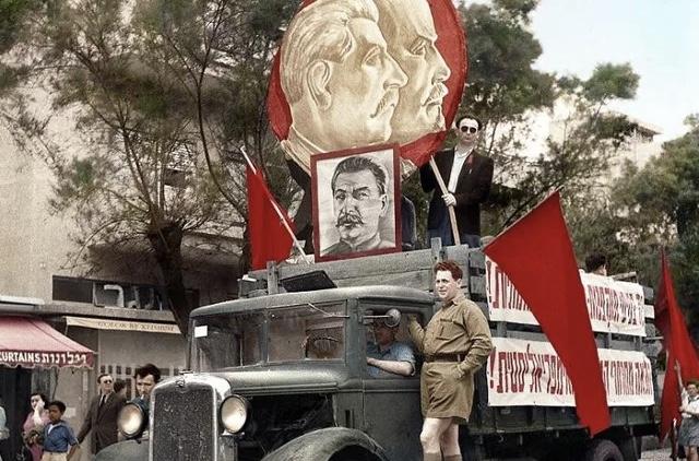 Read more about the article «Comment Joseph Staline a soutenu la création de l'État d'Israël»