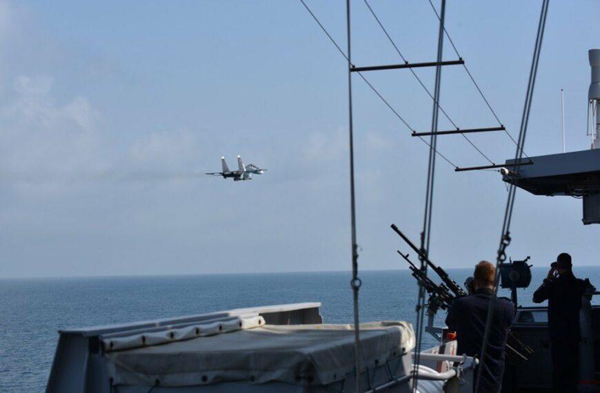 Mer Noire : Poutine accuse les États-Unis et lance un avertissement dans un regain de tension