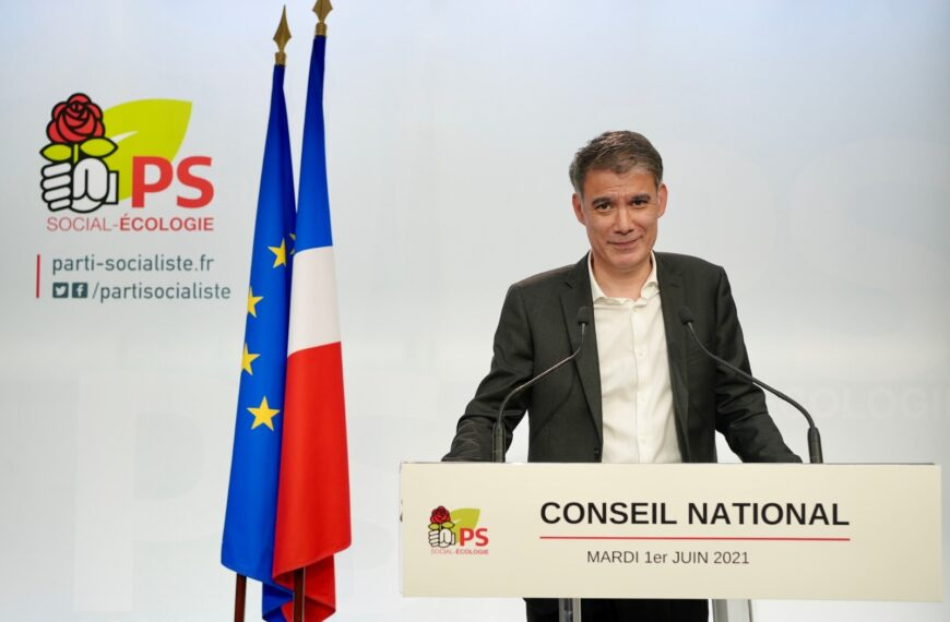 Le PS annonce son prochain congrès avec la présidentielle 2022 en ligne de mire