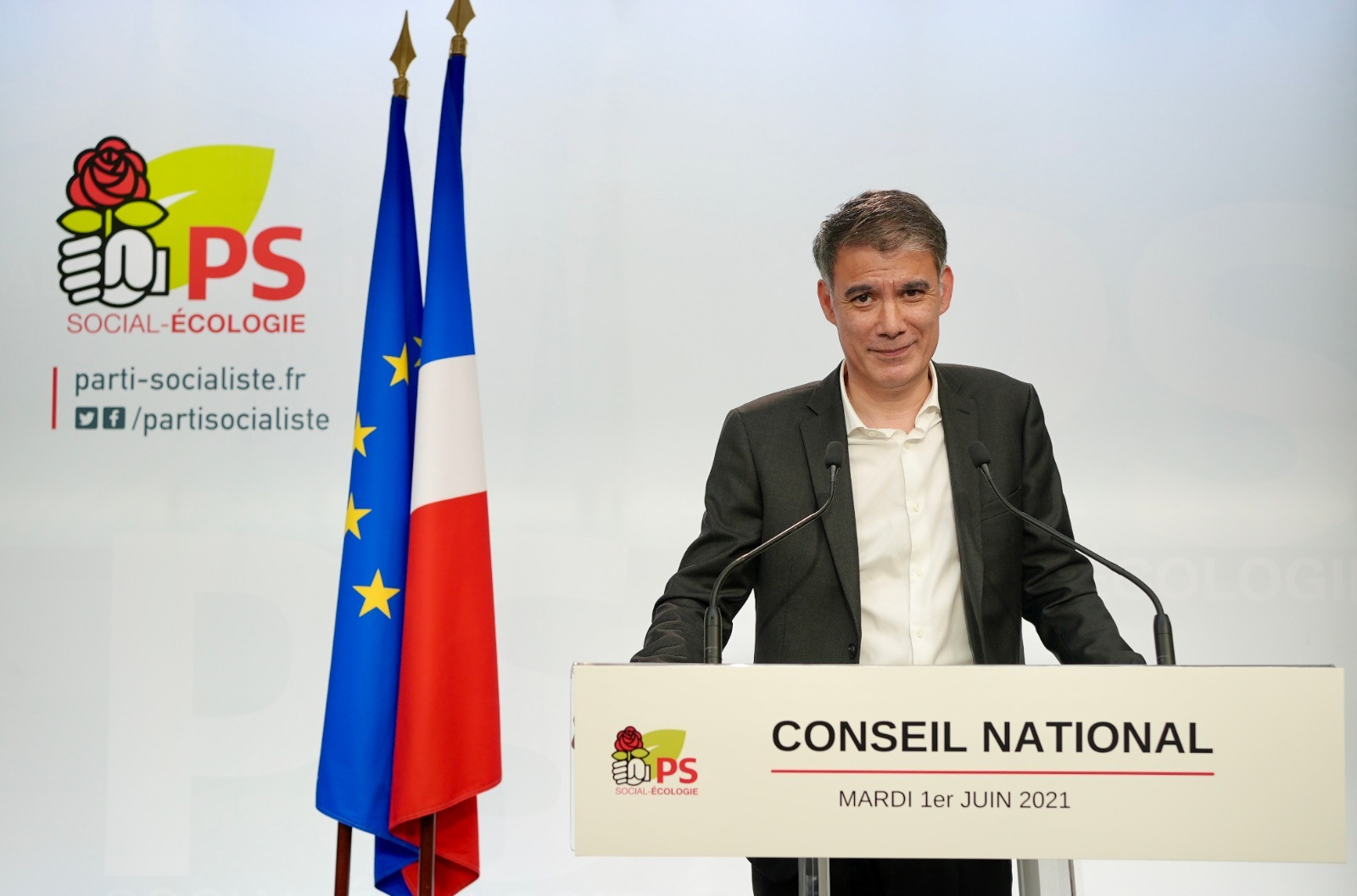 Read more about the article Le PS annonce son prochain congrès avec la présidentielle 2022 en ligne de mire