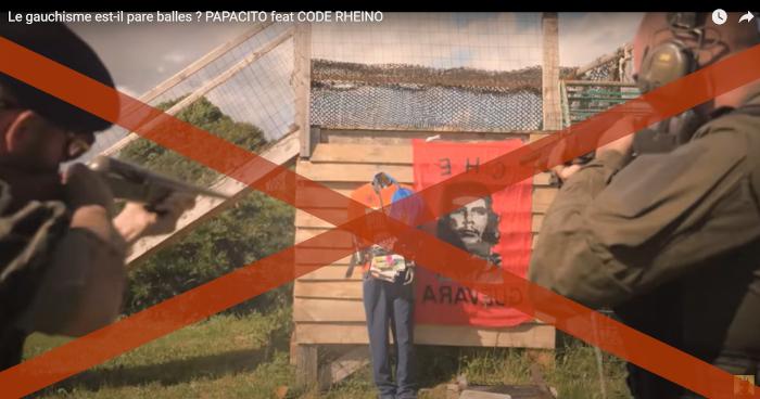 Les youtubeurs Papacito et Code Rheino appellent à des commandos armés de droite contre la Gauche