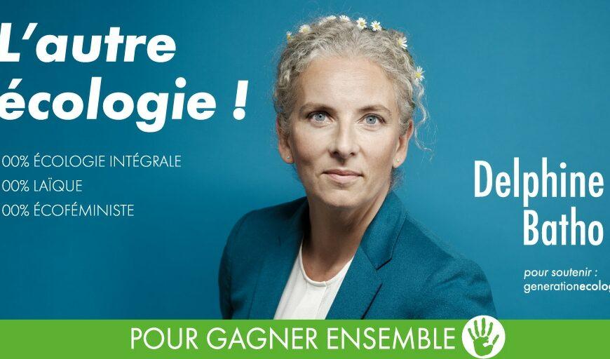 2022: la candidature floue et molle de Delphine Batho à la «primaire de l'écologie»