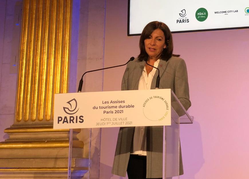 Read more about the article Tribune «Pour nous, c'est Anne Hidalgo»