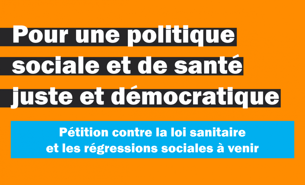 Read more about the article Un ridicule appel anti-pass sanitaire LFI-PCF-CGT