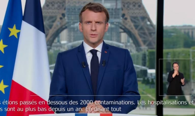 Read more about the article L'importante allocution du 12 juillet 2021 d'Emmanuel Macron