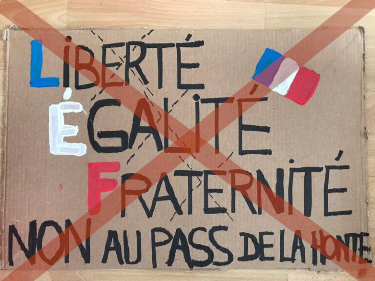 Read more about the article Le caractère irrationnel des anti-pass sanitaire et anti-vax ne peut être vaincu que sur le plan culturel