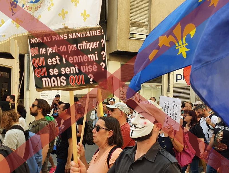 Read more about the article «Qui ?» et les allusions antisémites dans les manifestations anti passe-sanitaire