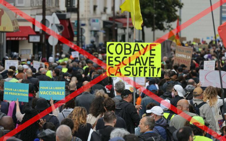 Read more about the article Les manifestations du samedi sont-elles surtout antipass ou antivax ?