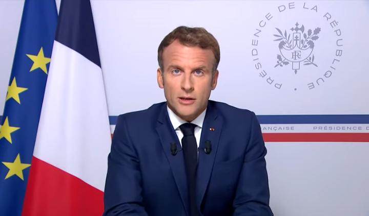 Read more about the article Emmanuel Macron a pris la parole sur l'Afghanistan car l'opinion publique est épouvantée
