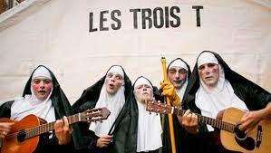 Read more about the article Les Nonnes Troppo: Le roi de la route
