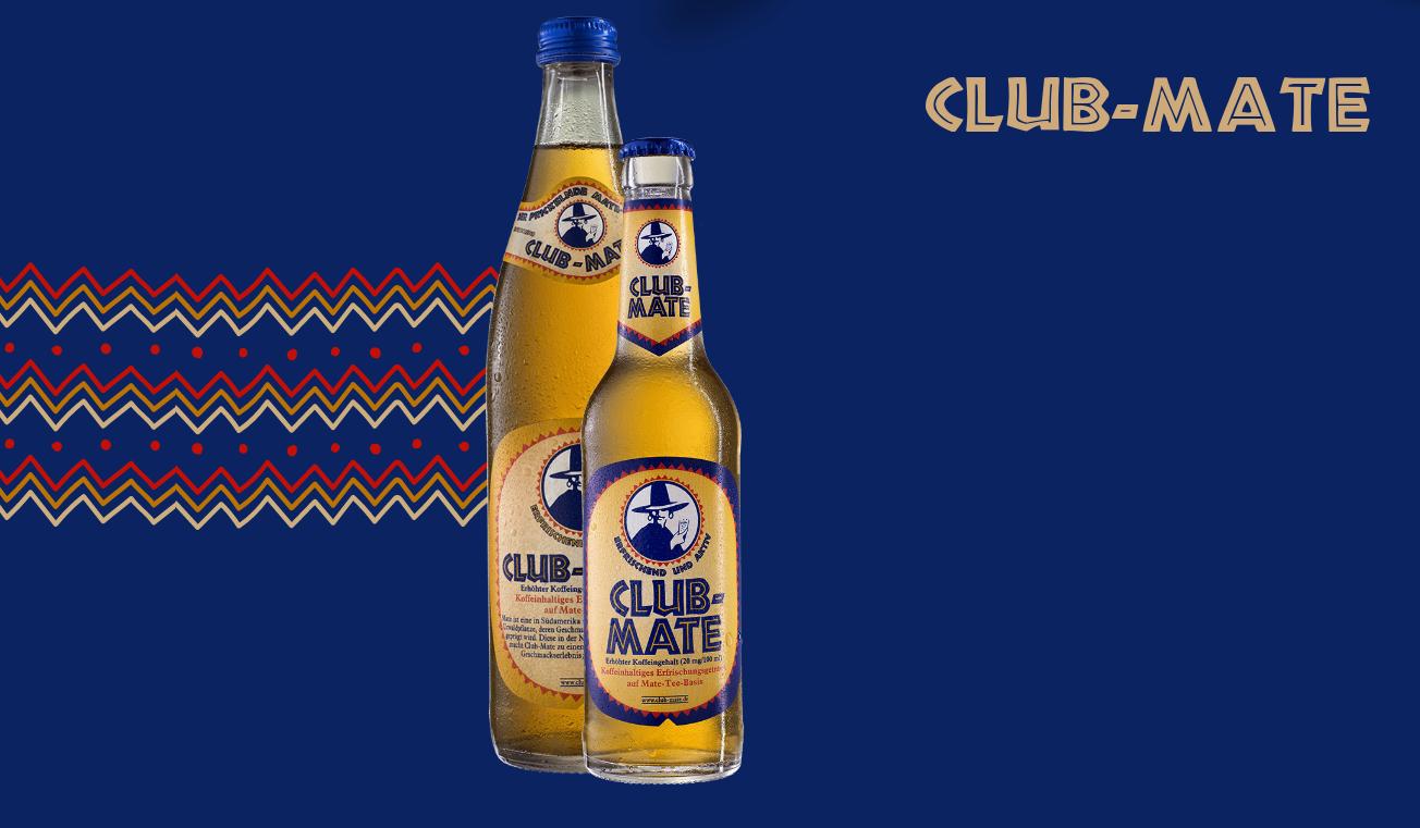 Read more about the article Le club-mate et la collab avec Trax