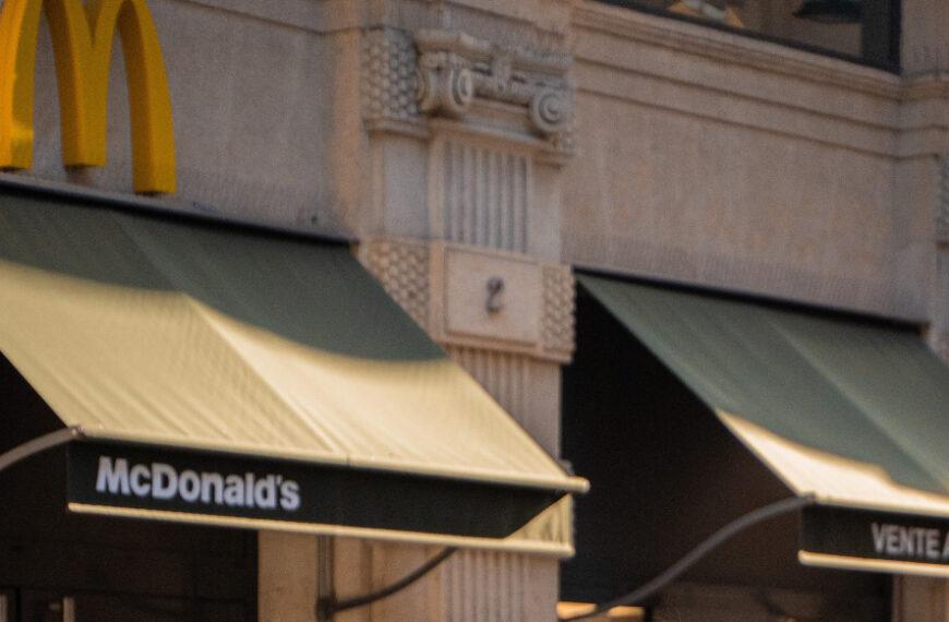 McDonald's en crise, tout un symbole