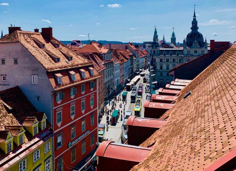 Read more about the article Le Parti Communiste d'Autriche fait 29% dans la seconde ville du pays