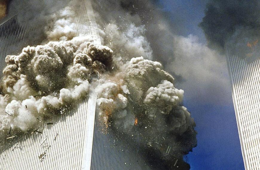 Les odieux attentats du 11 septembre, fantasmagorie puisant dans la culture des années 1980