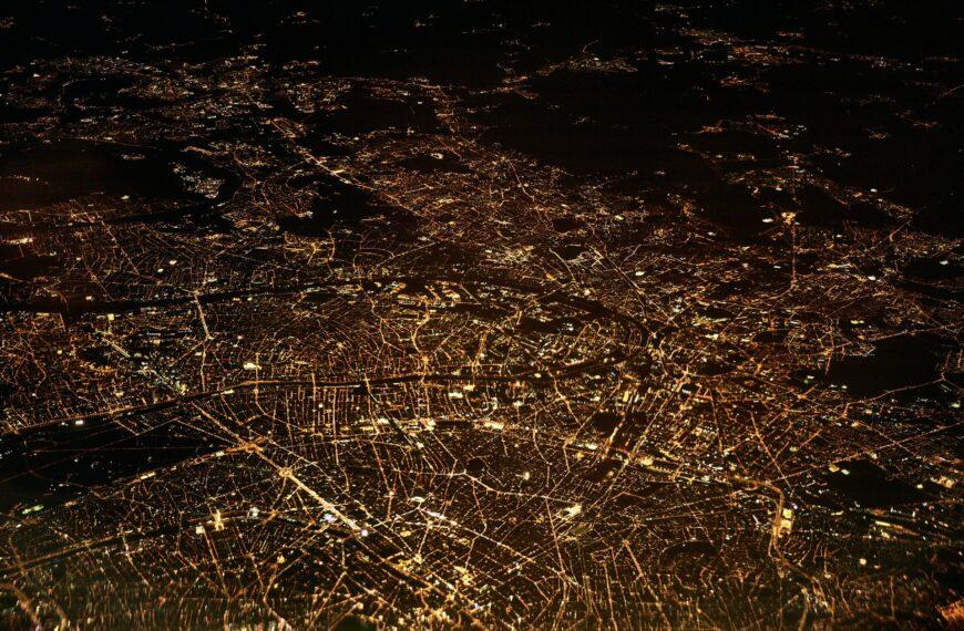 Communiqué de France Nature Environnement sur la pollution lumineuse