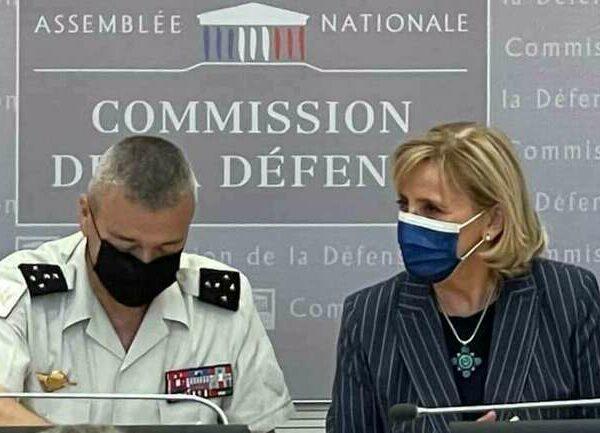 Le général Burkhard fait assumer à la France la «guerre hybride»