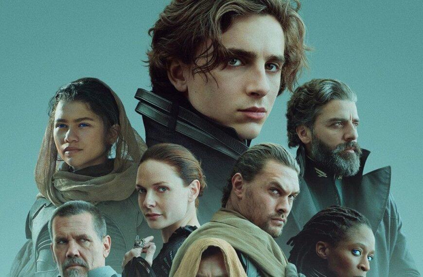 Le film Dune, de Denis Villeneuve