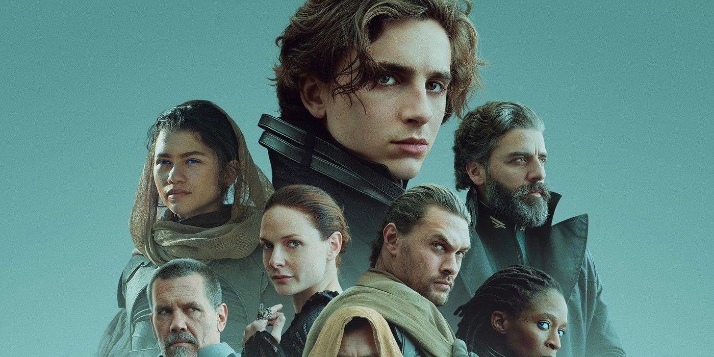 Read more about the article Le film Dune, de Denis Villeneuve