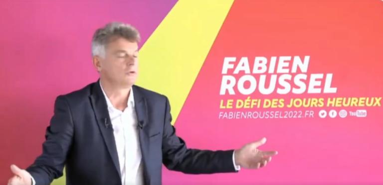 Read more about the article Les pérégrinations beaufs du candidat PCF Fabien Roussel