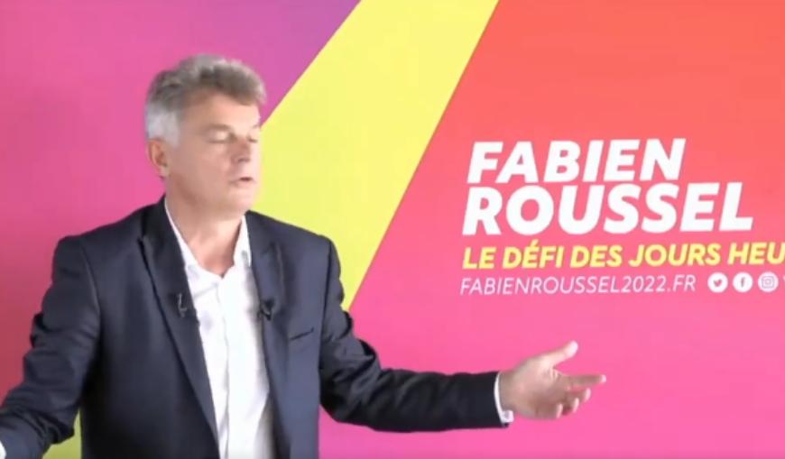 Les pérégrinations beaufs du candidat PCF Fabien Roussel