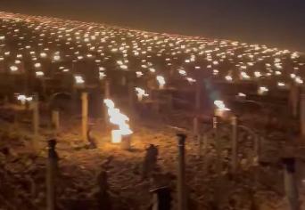 Read more about the article Les agriculteurs de la vallée du Rhône provoquent un pic de pollution