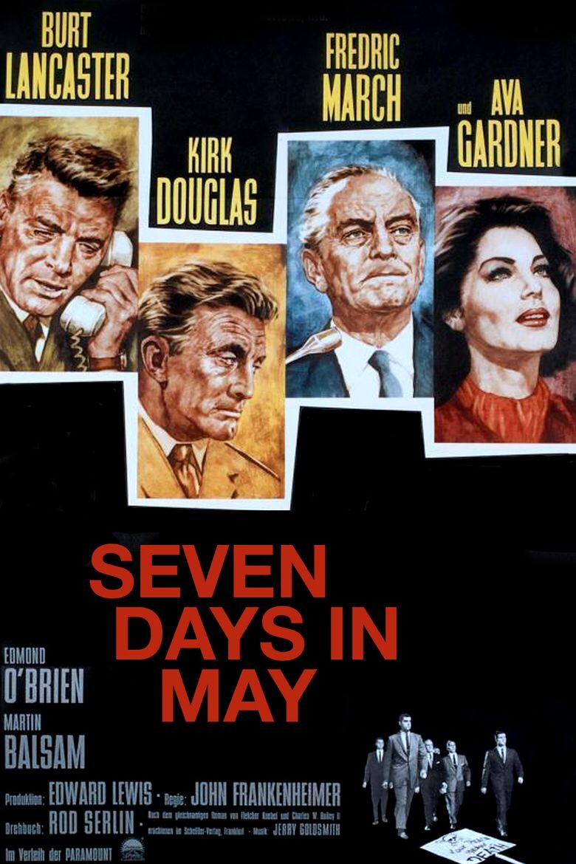 Read more about the article Sept jours en mai, de John Frankenheimer