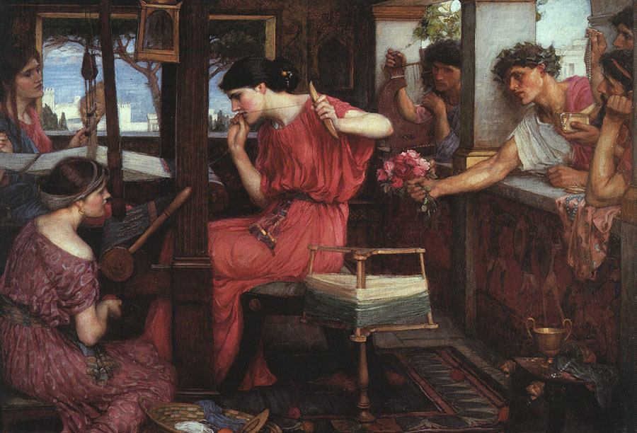 John William Waterhouse - Penelope